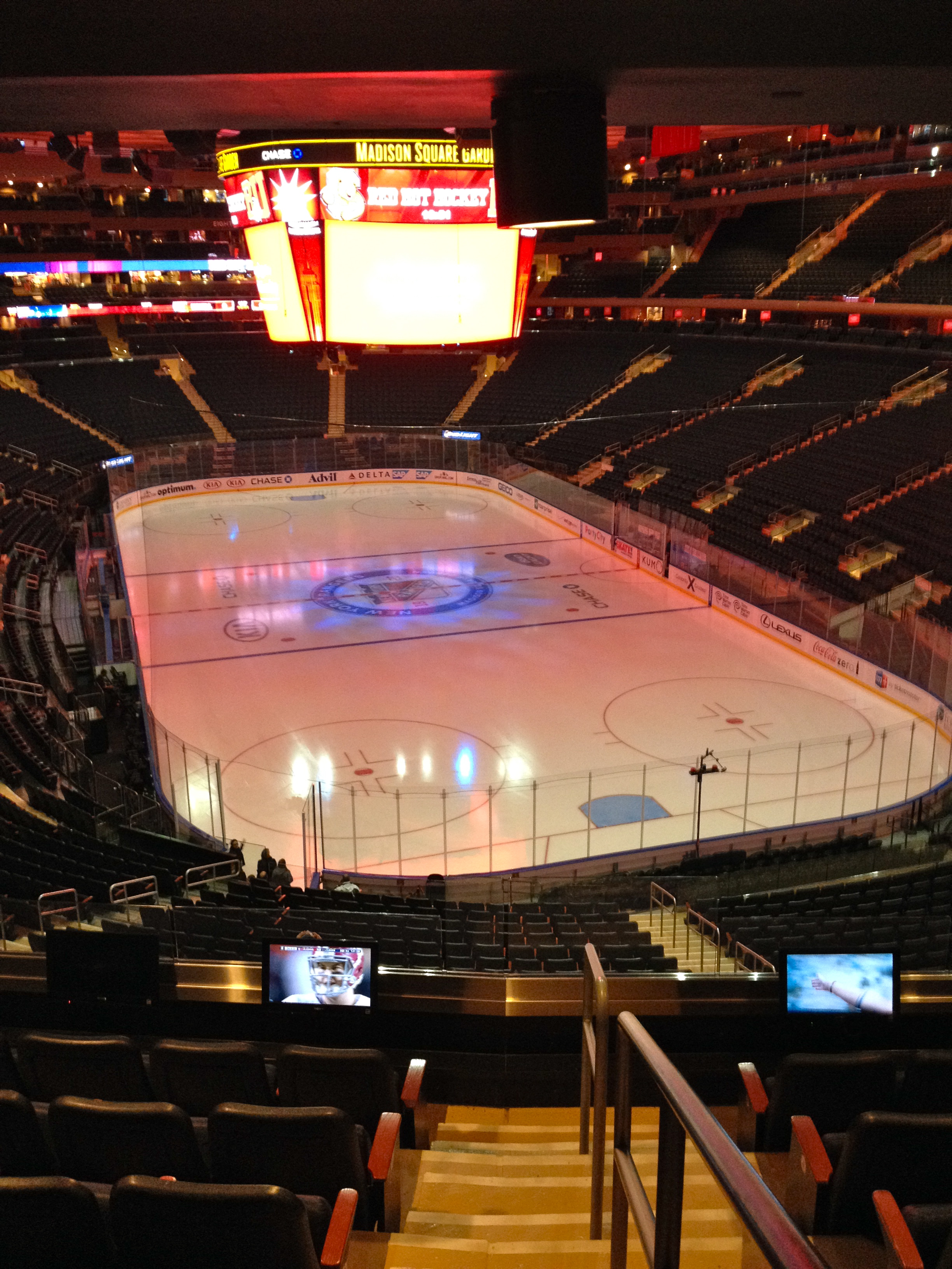 Madison square garden boston without the accent - How old is madison square garden ...